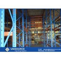 Quality Popular Adjustable Industrial Pallet Racks Heavy Duty Warehouse Shelving for sale