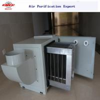 Buy cheap Rubber buffing curing grinding Industrial Air Purifier For Fume Recycle from wholesalers