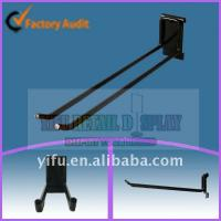 Quality wire double display Hooks for sale