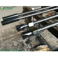 Wholesale R38 Mining Self Drilling Anchors / Hollow Injection Bar For Narrow Workplace from china suppliers