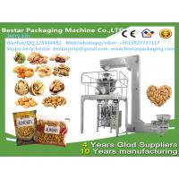 Wholesale automatic cashew nut vacuum packaging machine Bestar packaging from china suppliers