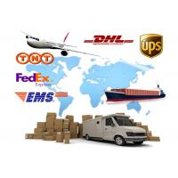 Buy cheap Professional Global Express Services Tracking Door To Door Delivery from wholesalers
