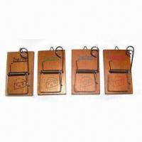 Wholesale Wooden Paper Clip, Suitable for Promotional Gifts from china suppliers