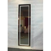 Wholesale Simply gloden full length floor mirror from china suppliers