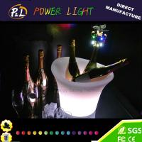 Wholesale Remote Control Wireless Color Changing Bar LED Ice Bucket from china suppliers