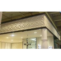 Wholesale PVC 3D Background Wall Exterior / Interior Wall Paneling Tiles from china suppliers