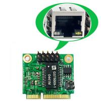 Wholesale Gigabit Ethernet Pci Express Network Card IPC Parts For Network Routing from china suppliers