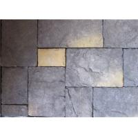 Wholesale Interior / Exterior Artificial Wall Stone Multiple Color With Solid Surface from china suppliers