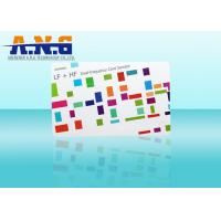 Wholesale 13.56mhz Customized Size Smart RFID Card Contactless RFID Card Programmable from china suppliers