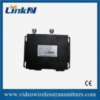 Wholesale 46 - 860MHz  Small HD COFDM Receiver With NLOS Video Transmission from china suppliers