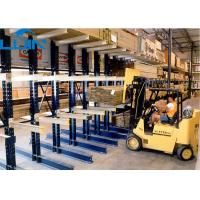 Wholesale Double Sided Cantilever Shelving , Flagstaff Cantilever Pallet Racking from china suppliers