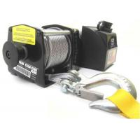 Wholesale 12V Portable Electric trailer Winch 2000lb from china suppliers