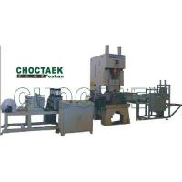 Wholesale Aluminum foil container machine CTJF-60T from china suppliers