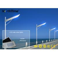 Wholesale Villa LED Solar Street Lights 60W 9M Mounting Height 1200×340×45 mm from china suppliers