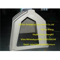 Wholesale 2200x1200x1400mm Calf Breeding Calf Hutches 1 - 3 Month Calves Use from china suppliers