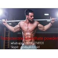 Wholesale testosterone enanthate raw steroid powder white testosterone injection from china suppliers