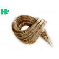 "Wholesale 14""-28""  Long Lasting Synthetic Hair Extensions Weft Soft Tangle Shed Free from china suppliers"