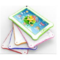 Wholesale 7' Dual - core Kids Educational Tablet with capacitive TFT screen from china suppliers