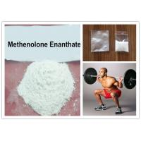 Wholesale Methenolone Enanthate Bulking Cycle Nandrolone Powder CAS 303-42-4 Muscle Building Steroid from china suppliers