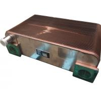 Wholesale GA250 Perforated Fin Copper Oil Cooler for Screw Air Compressor 1614954300 from china suppliers