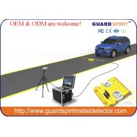 Wholesale high resolution Under Vehicle Surveillance System , under vehicle scanner with CCTV camera from china suppliers