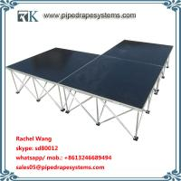 Wholesale intelligent stage smart stage platform China supplier for event wedding design from china suppliers