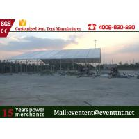Quality 30m Width 60m Length Clear Span Tent Clear Span Marquee For Large Event Outdoor for sale