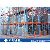 Buy cheap Drive In Racking System For Storing , Drive Through Racking With Limited Space from wholesalers