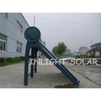 Quality Integrated Non Pressurized Solar Water Heater with Vacuum Tube Thermo for sale