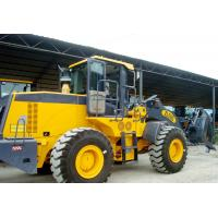 Wholesale Large Case Compact Wheel Loader With Air Conditioning High Stength from china suppliers