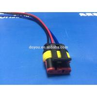 Wholesale Factory supplies 2pin 282080-1 AMP 1.5 superseal connector wire harness from china suppliers