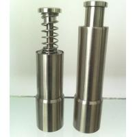 Wholesale Small Glass Handle Stainless Steel Pepper Mills With Black / White from china suppliers