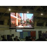 Wholesale High definition P6 double sides led display for bus station with Steel / aluminium Cabinet from china suppliers