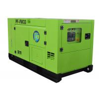 Wholesale 24KW 30KVA Soundproof Type Fawde Engine Silent Generator Set from china suppliers