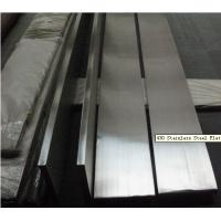 Buy cheap OEM 301 316 410 430 Hot Rolled Stainless Steel Flats, Household Appliances Flat Bar from wholesalers