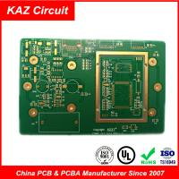 Wholesale FR4 1oz ENIG  Electronic Printed Circuit Board Pcb 10 Layers 3.0mm from china suppliers