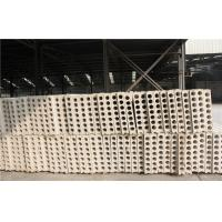 Quality Sound / Thermal Insulation MgO Lightweight Partition Wall Panel , Hollow Core for sale