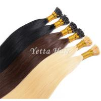 Wholesale Pure 24 Inch Pre Bonded I Tip Hair Extensions With Soft And Silky from china suppliers