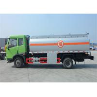 Wholesale 6 x 4 12 T ccc ce ISO gas fuel tanker trailer steel 150 - 250hp from china suppliers