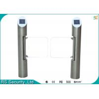 Wholesale High Security Supermarket Swing Gate Entrance Pedestrian Control Turnstile from china suppliers