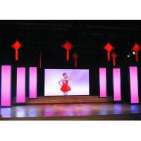 Wholesale P4.81 High Definition LED Stage Display For Performance Good Thermal Design from china suppliers