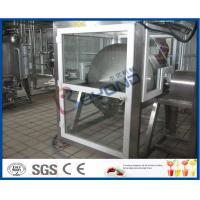 Wholesale ISO Electric Butter Maker Butter Making Equipment With Bottle Packing Machine from china suppliers