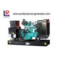 Wholesale Water Cooling 200kVA 160kw Electric Open Diesel Generator Set with Cummins Engine from china suppliers