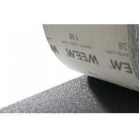 Quality WEEM Graphite Coated Canvas HD Rolls For Wide Belt Sander / 203 x 46m for sale