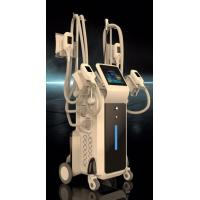 Quality Vertical cryolipolysis machine / cryolipolysis / anti freeze membrane for 4 handles cryolipolysis for sale