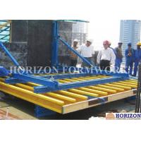 Wholesale Climbing formwork, specially used in core wall shaft. Shaft platform, working paltform from china suppliers