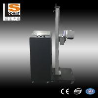 Quality 30w Series Number Jewellery Laser Marking Machine With Raycus Laser Sources for sale