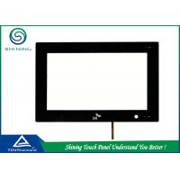 "Wholesale Transparent 10.1"" 4 Wire Resistive Touch Panel Window with Dustproof from china suppliers"