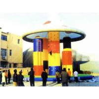 Wholesale Inflatable Amusement Park Bungee Trampoline For Park ,Square from china suppliers