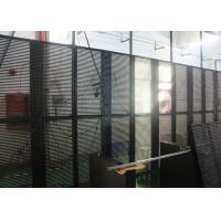 Wholesale P25 fixed full color outdoor led video curtain rental for events from china suppliers